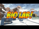 CoD: Advanced Warfare GB Nade Spots - Bio Lab (COD AW)