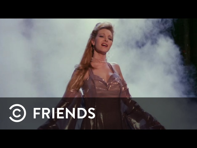 Smelly Cat - Phoebe Buffay (Official Video) | Friends