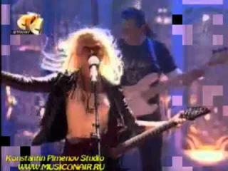 Юлия Васина и гр.Острова - Bitch (Антон Лукьянчук-drums,Евгений Степанов - guitar)