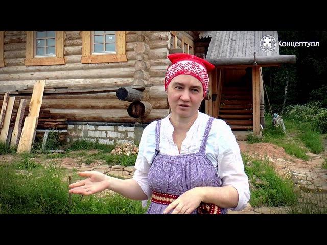 В таких домах должны жить русские