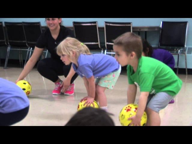 HappyFeet Saskatchewan Class Ages 2-3