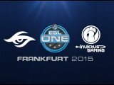 Team Secret vs Invictus Gaming | ESL One Frankfurt 2015, 18.06.2015