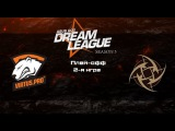 Virtus.Pro vs Ninjas in Pyjamas | Asus ROG DreamLeague S3, 2-я игра, 14.06.2015