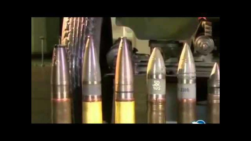 Виды снарядов и история их развития