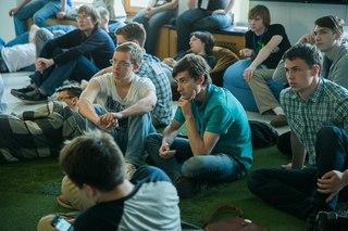 VK Cup 2015: VK HQ и TechTalk