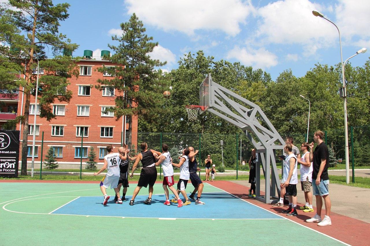 Лига КАУБ 3х3 стритбол в Краснодаре