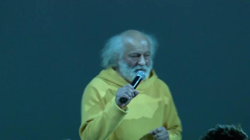 III М.К.Форум, В.Полунин (2014) HD