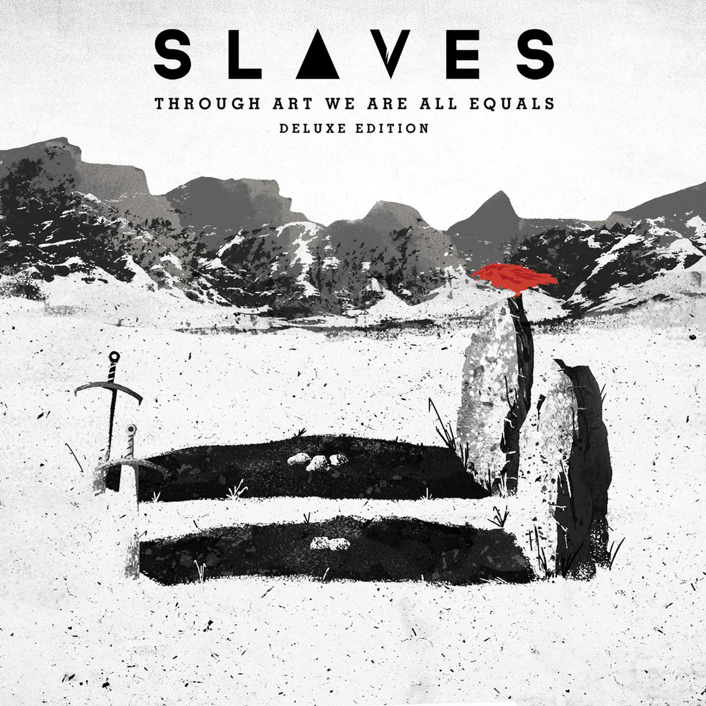 Slaves - Through Art We Are Equals [Deluxe Edition] (2015)
