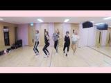 Apink 에이핑크 Remember 안무 연습 영상 (Choreography Practice Video)