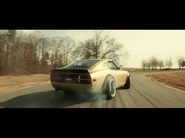 Dream Like a Champion Chris Forsberg Drifts a Rare Skyline Powered Nissan 280Z