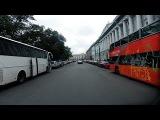 . Санкт-Петербург. Экскурсия по городу на автобусе