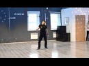 Choreography Santana - Oye como va