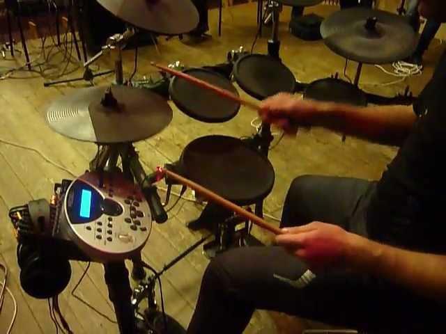 Электро-барабаны MEDELI DD508