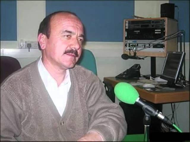 ( Tajik song ) Hasan Haydar - Yake guru yake kon mekanad boz