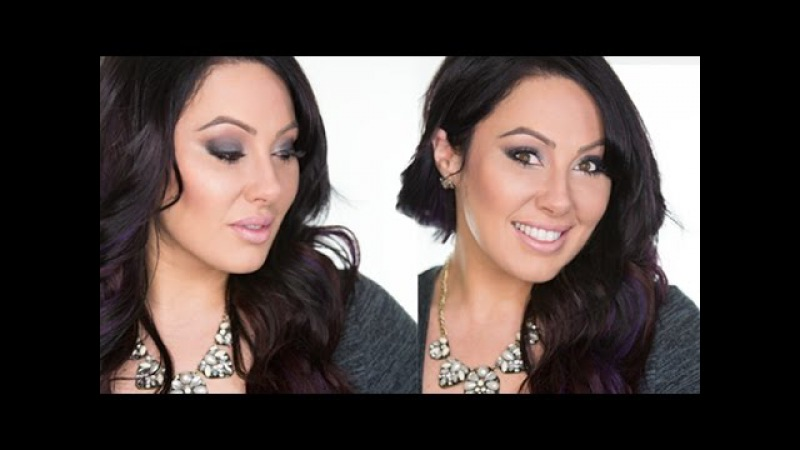 Shades of Gray Valentine's Day Makeup | Makeup Geek