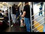 Надежная охрана в метро