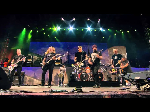 Metallica Am I Evil (Live w The Big 4) [The Big 4 Live in Sofia, Bulgaria]