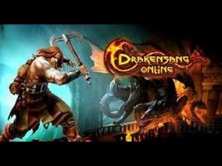 Прохождение игры новым персонажем магом  в Drakensang Online