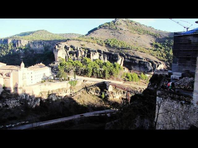Vídeos turisticos Cuenca y la Ciudad Encantada (Haunted city) reportajes, audiovisuales, películas