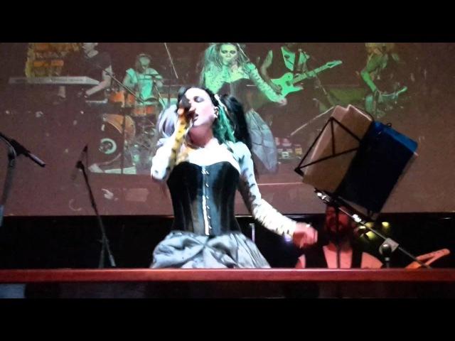 Линда - Сидите потише (Новороссийск, гастропаб Конь и Дельфин, 21.08.2015)