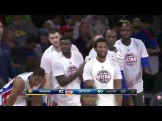 Play of the Day: Kentavious Caldwell-Pope | November 3 , 2015 | NBA Season