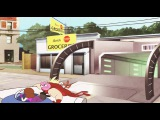 Jay and Silent Bobs Super Groovy Cartoon Movie 2014 - Full Disney