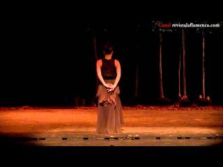 Rocio Molina - Bienal de Flamenco de Sevilla 2014