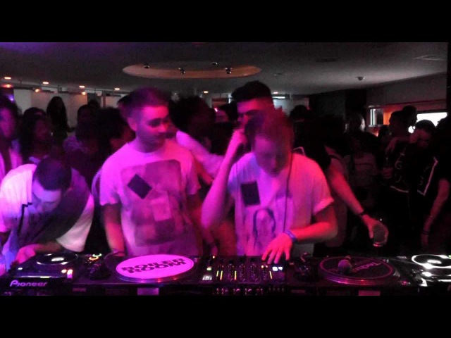 Skream b2b Disclosure Boiler Room DJ Set at W Hotel London