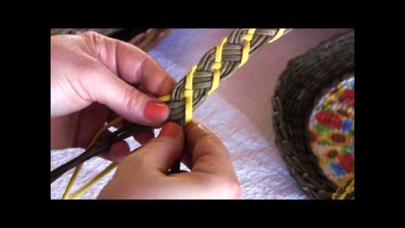 Елена тищенко плетение косичкой