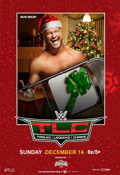 Post image of WWE Tables, Ladders & Chairs 2014