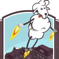 Логотип Антикафе и коворкинг «НЕБО» / Калуга