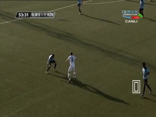 2 EL-2013/2014 Sliema Wanderers - Khazar Lankaran 1:1 (02.07.2013) FULL