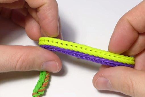 Плетение из резинок – интересные идеи и мастер