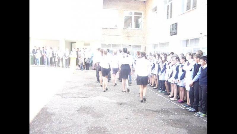 Видео с открытия мемориальной доски Шакирова Шарифьяна Харисовича