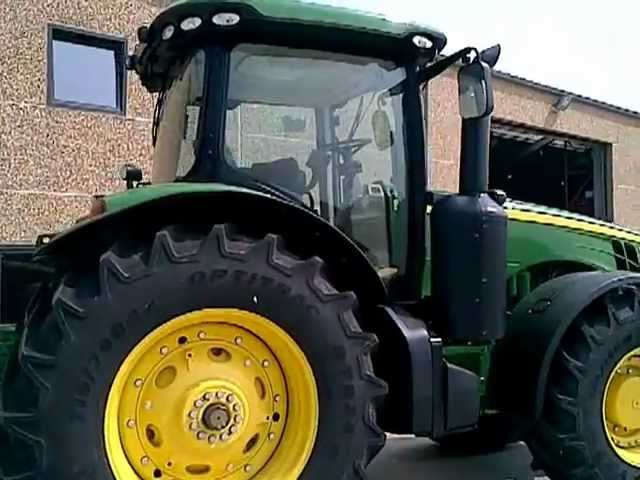 John Deere 8335R 2012 NEW FOR SALE at