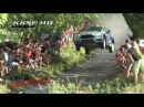 WRC Rally Poland 2015 with BIG JUMPS and POWERSLIDES