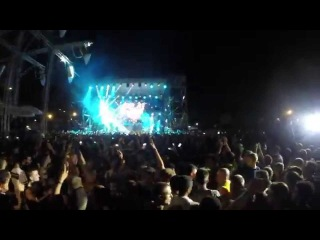 Dimitri Vegas & Like Mike - Live at Aquafan Riccione 15 agosto 2015 (full liveset)