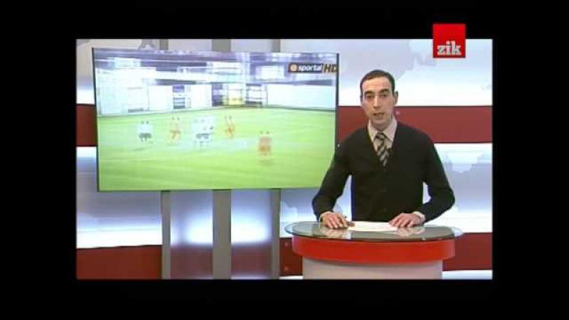 Екс-захисник Карпат Грегор Балажіц дебютував у складі Партизана