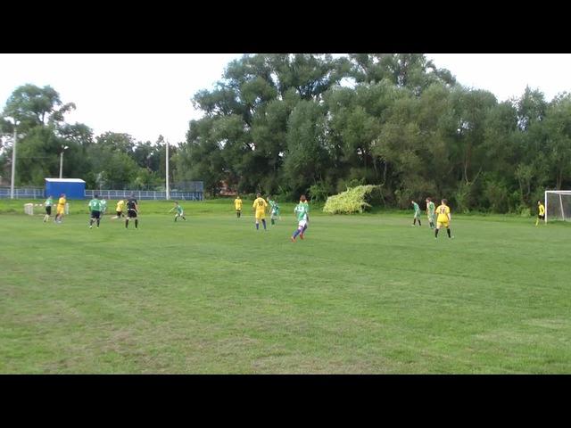 Goal Maksim Pegov (15082015)