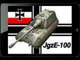 WoT Blitz Обзор Jagdpanzer E 100