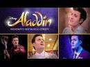 Nick Pitera's One Man Tribute to Aladdin on Broadway Oh My Disney