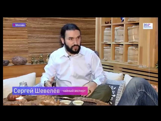 Сюжет с моим участием @ Телеканал 360° Подмосковье, 15/12/2014