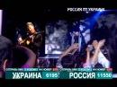 Музыкальная супербитва. Россия против Украины 07.03.2012