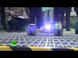 Реактор «Фукусимы» обследуют при помощи роботов