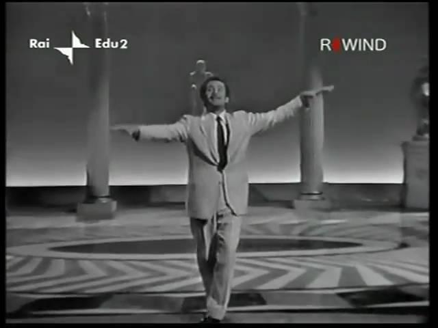 DOMENICO MODUGNO - Selene Италия. 1962 г