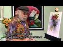 видеоурок живопись маслом дженкинс букет астр