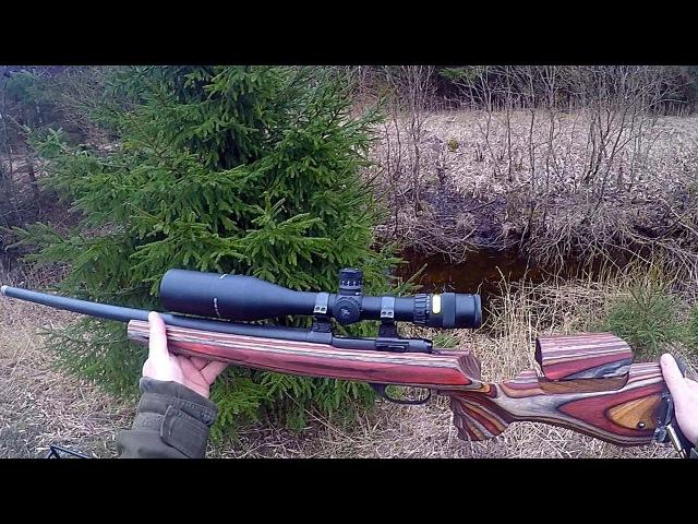 Охота 28 засидка на бобра