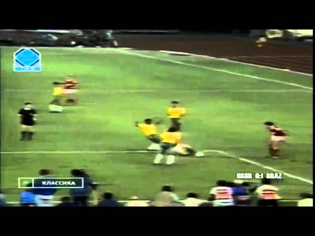 СССР - Бразилия 2:1, финал ОИ 1988.
