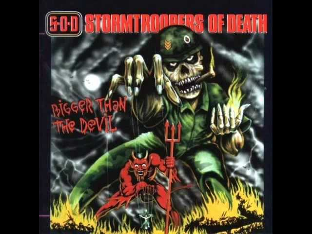 S O D Bigger Than The Devil 1999 Full Album