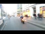 Berlin Bikes - Motorcycle Exhaust Backfire Prank